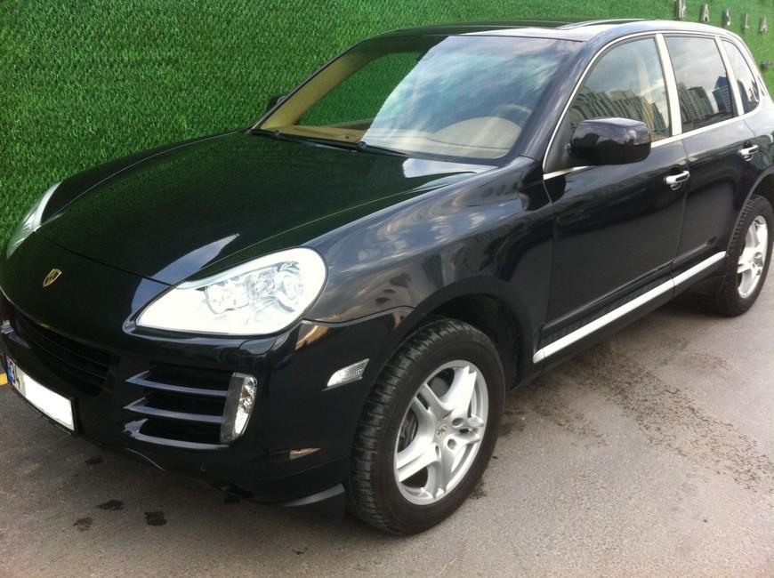Porsche Cayenne Diesel (2009)