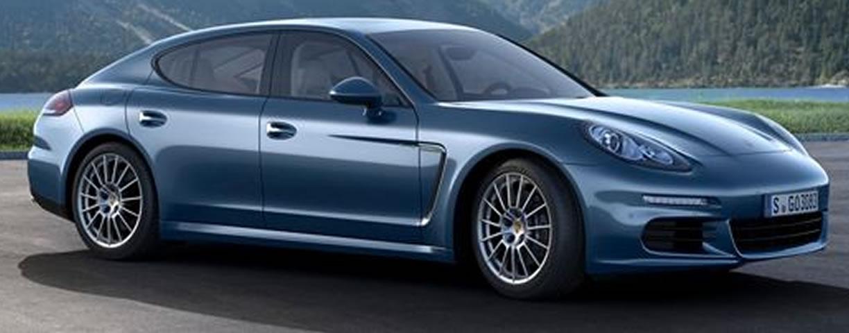 Porsche Panamera Gücünü 300 PS