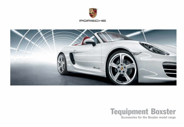 Porsche Tequipment Boxster Type 981
